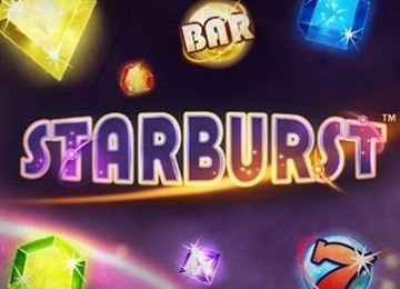 TURN THE RECORD PROFIT FROM STARBURST SLOT GAME AND ENJOY THE GAMBLING